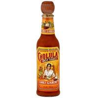 Cholula Chili Garlic Hot Sauce, 5 oz (Pack of 6)