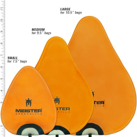 """Meister Speedkills Latex Bladder Replacement - Large (For 10.5"""" Tall Bags)"""