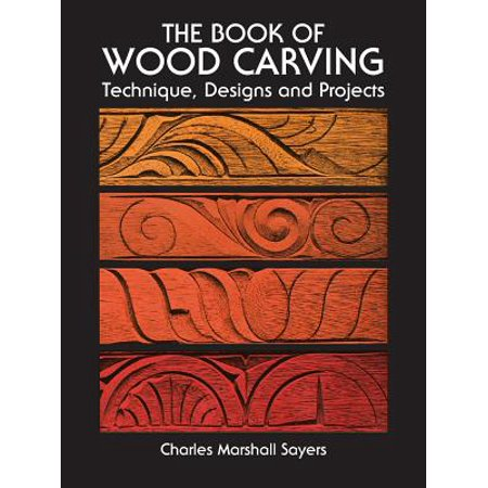 The Book of Wood Carving - Halloween Carving Books