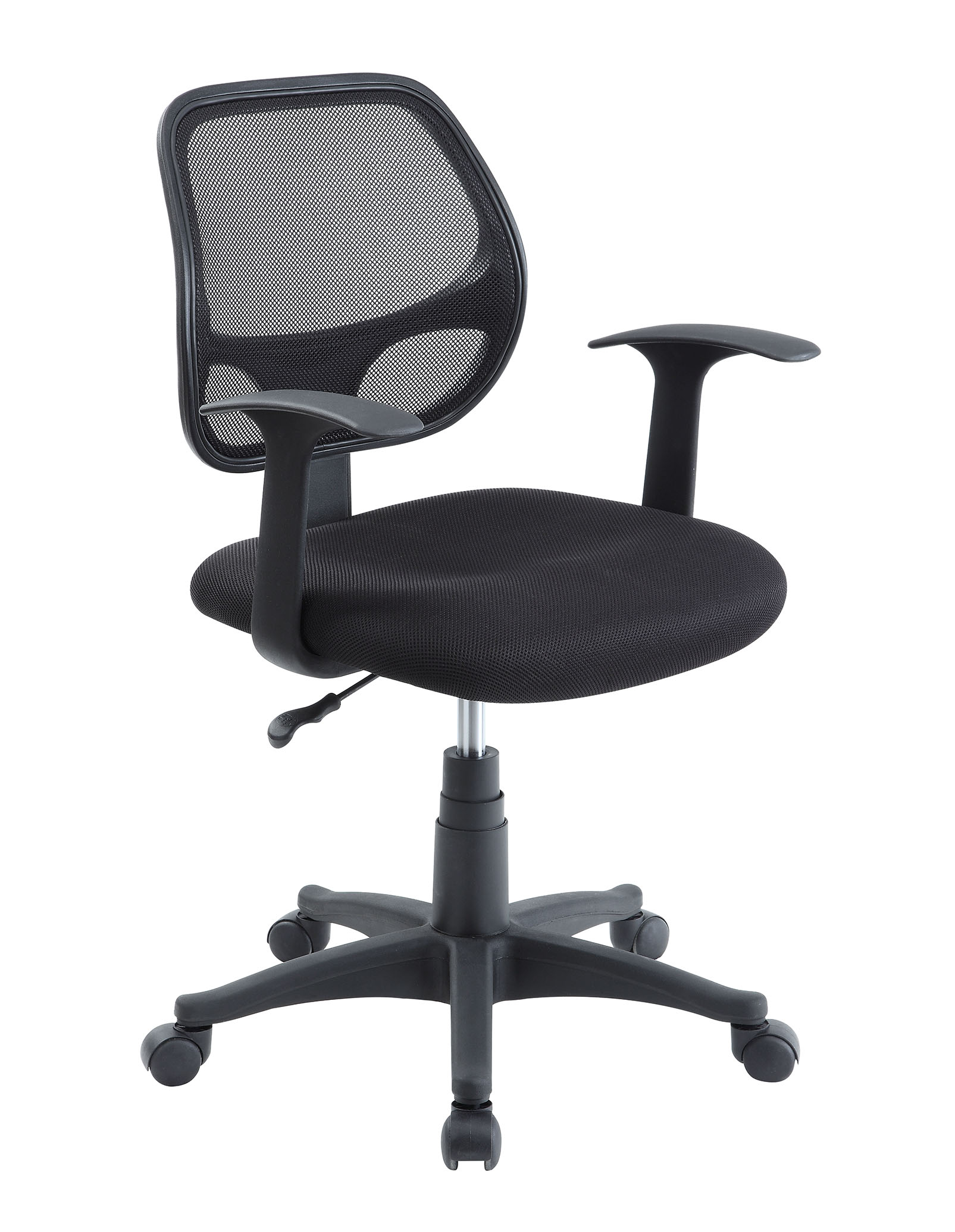 Mainstays Mesh Office Chair With Arms, Multiple Colors