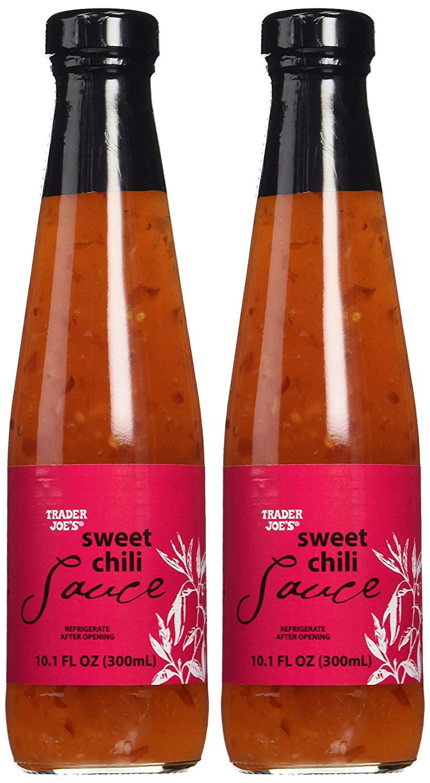 Trader Joe S Sweet Chili Sauce 10 1 Fl Oz Pack Of 2 Walmart Com Walmart Com