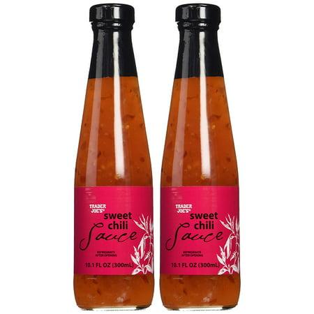 Trader Joe's Sweet Chili Sauce 10.1 Fl. Oz. (Pack of (Trader Joe's Halloween Joe Joe's)