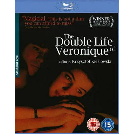 THE DOUBLE LIFE OF VERONIQUE [BLU-RAY] (Irene Jacob The Double Life Of Veronique)