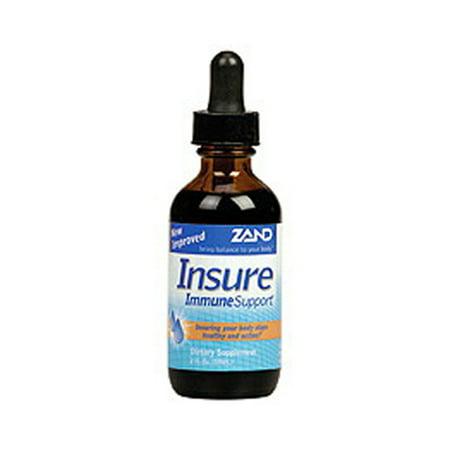 Zand Insure Immune Support Liquid, Dietary Supplement - 4 Oz