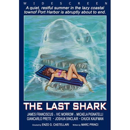 The Last Shark (DVD)](Funny Shark Movies)