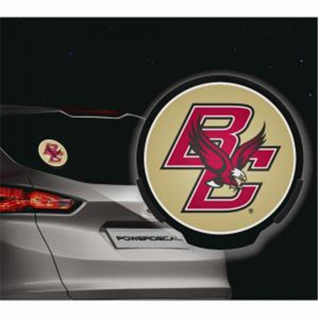 AXIZ GROUP PWR240201 LED Light-Up Decal Boston College