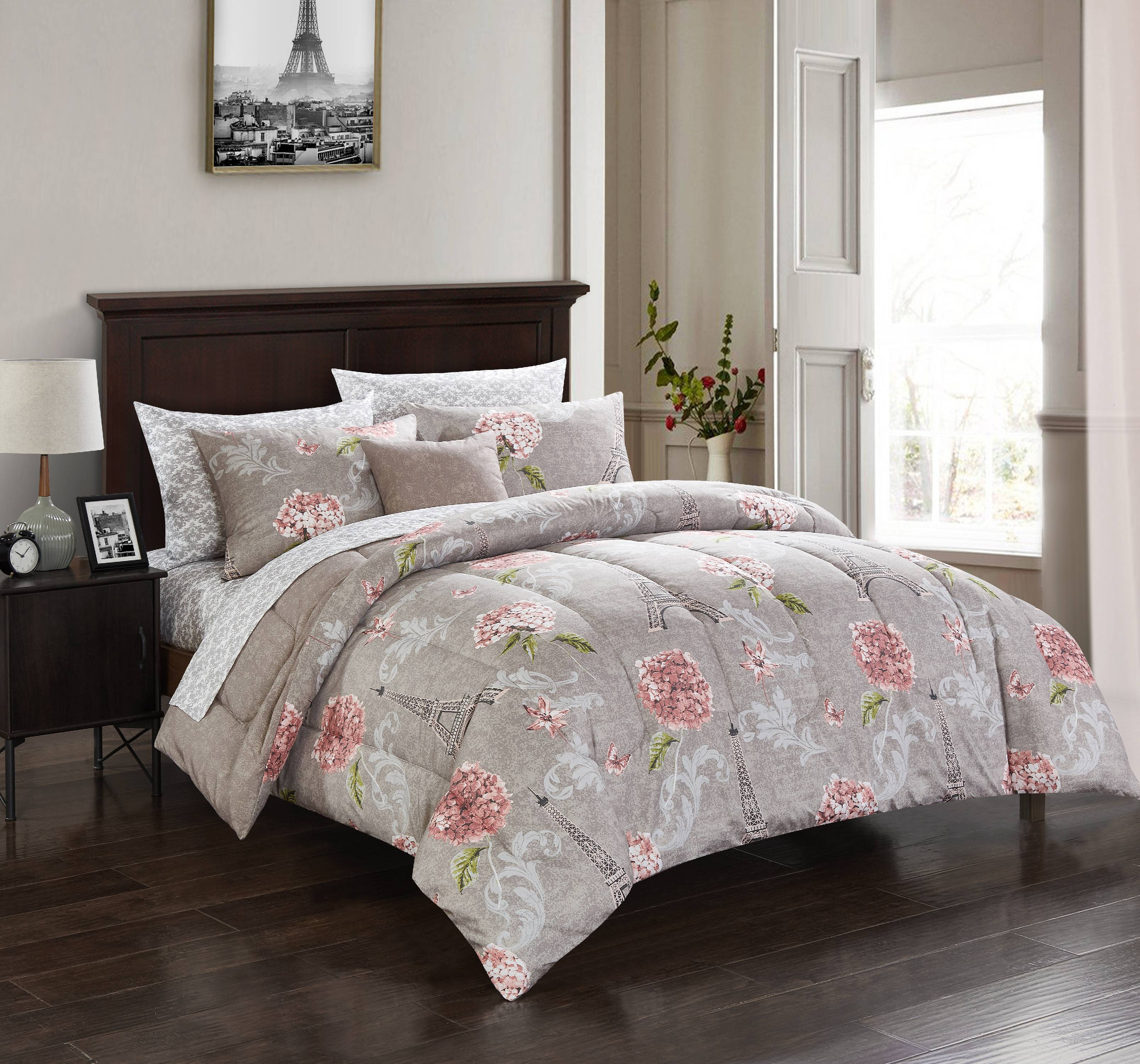 Mainstays Casa Papillion Bed In A Bag