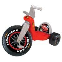 "Disney Big Wheel 16"" Cars Ride On"