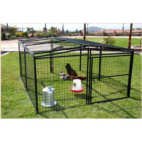 Tucker Murphy Pet Jared Universal Welded Wire Dog Pen/Chicken Coop