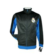 Real Madrid Official License Soccer Track Jacket Football Merchandise Adult Size 005 Small