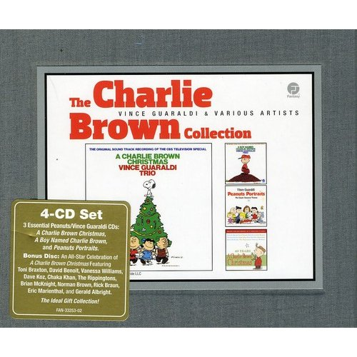 Charlie Brown Collection (Box)
