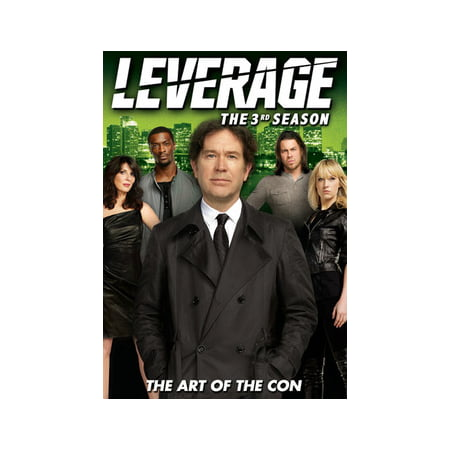 Leverage: The 3rd Season (DVD) (Roseanne Season 3 Halloween)