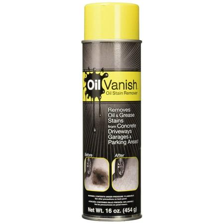 Oil Vanish 8005-020 16Oz Oil Stain Remover ()