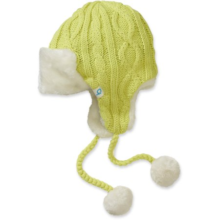 c4b6fe790f2 ONLINE - Women s Cable Knit Trapper Hat - Walmart.com