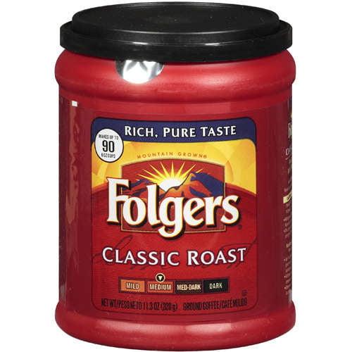 Coffee Medium Classic Roast Ground, 11.3 oz