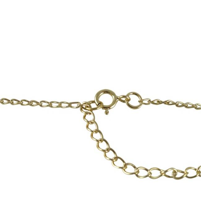 Dlux Jewels Plus 2-GD Gold Plated Sterling Silver Diamond Cut Chain, 18 in. - image 1 of 1