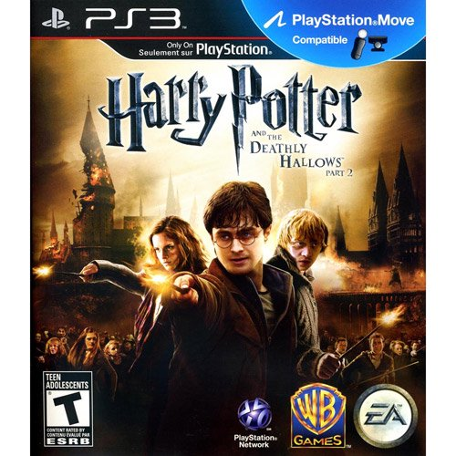 Harry Potter And The Deathly Hallows Part 2 Playstation 3 Walmart Com Walmart Com