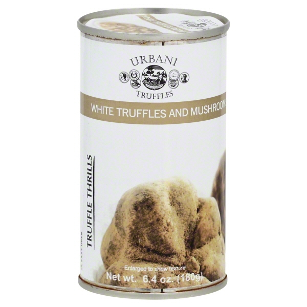 Urbani Truffles Urbani Truffle Thrills White Truffles and Mushrooms, 6.4 oz