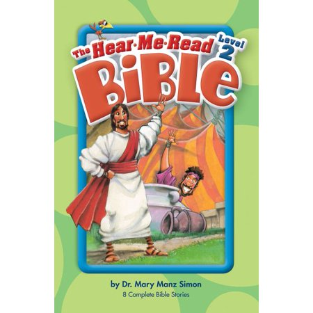 The Hear Me Read Bible : Level 2 (Im A White Man Hear Me Out)