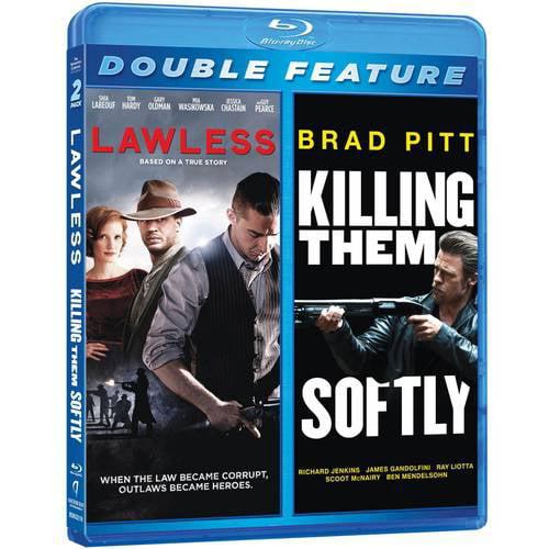 Lawless / Killing Them Softly (Blu-ray)