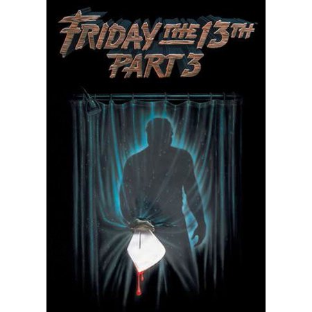 Friday the 13th Part 3 (Vudu Digital Video on Demand) - Halloween Friday 13th Prank
