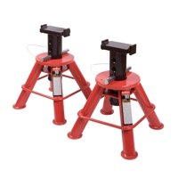 Sunex SUU-1210 10 Ton Low Height Pin Type Jack Stands [pair]