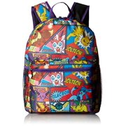 """FAB Starpoint Boys' Multi Character Comic Strip 16"""" Backpack"""