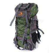 Free Knight 60L Hiking Backpack Waterproof Camping Rucksack Outdoor, Green