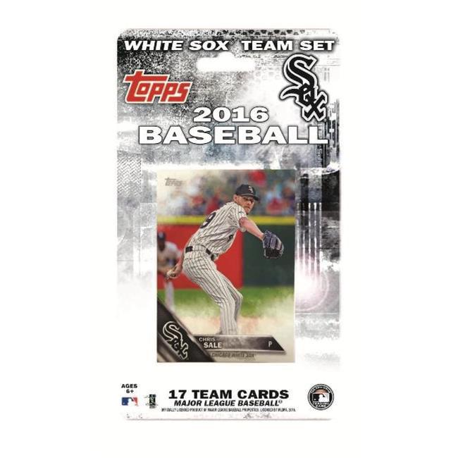 Chicago White Sox Topps Team Set - 2016 - image 1 of 1