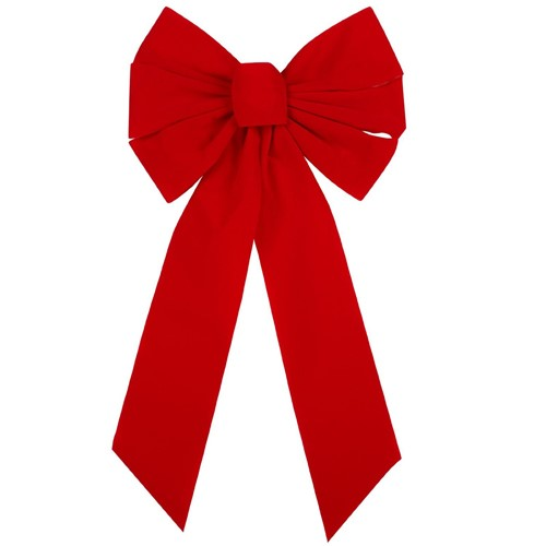 Amscan 147681 27 inch  Large Red Christmas Bow