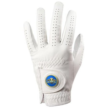 - LinksWalker LW-CO3-MSU-GLOVE-S Morehead State University Eagles-Golf Glove - Small