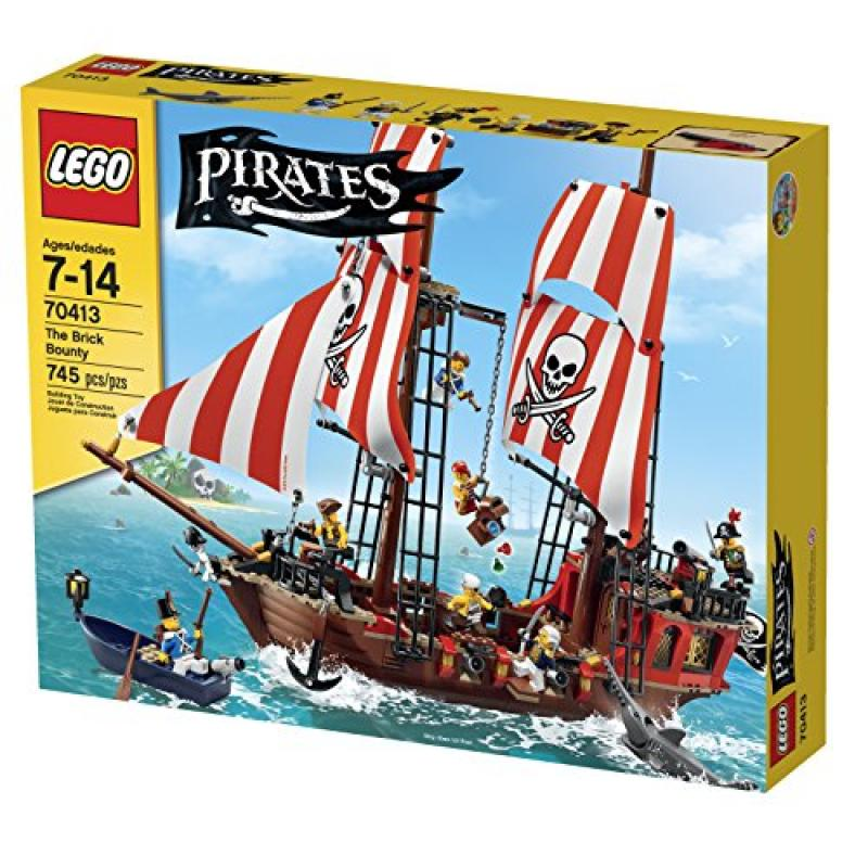 LEGO Pirates The Brick Bounty (70413) (Discontinued by ma...