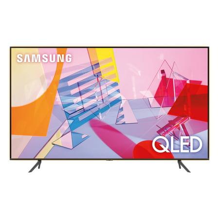 "SAMSUNG 55"" Class 4K Ultra HD (2160P) HDR Smart QLED TV QN55Q60T 2020"
