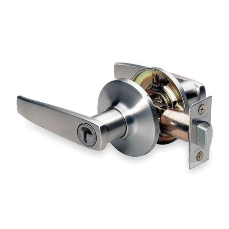 Lever Lockset,Mechanical,Grade 3,SLL MASTER LOCK SLL0315/T6P