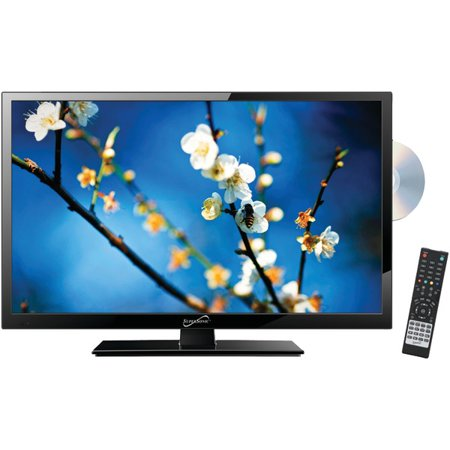 - SUPERSONIC 22IN LED WIDE HDTV W/DVD