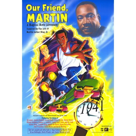 Our Friend, Martin (1999) 11x17 Movie Poster ()