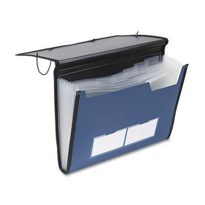 Pendaflex 52670 Professional Expanding Document Organizer, Letter, 7 Pockets, Blue (PFX52670) - image 1 de 1