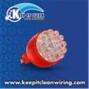 Keep It Clean Wiring Accessories 229242 Super Bright Red 3156 Led 12v Bulb