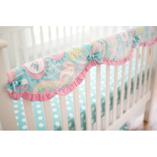 My Baby Sam Pixie Baby Rail Guard Cover