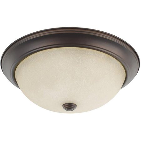 - Capital Lighting Three Light Flush Mount 5.25