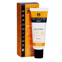 Heliocare 360 Gel Oil-Free Sunscreen With FernBlock BioShield SPF50