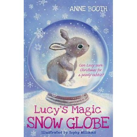 Lucy's Magic Snow Globe (Paperback)](If I Lived In A Snowglobe)