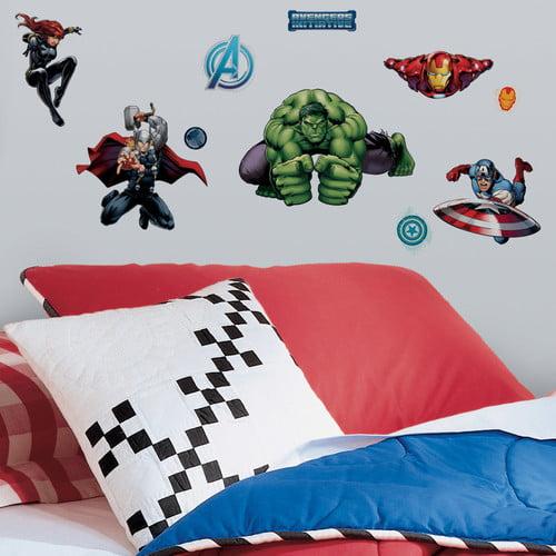 Wallhogs Marvel Comics ''The Avengers'' Assemble Wall Decal