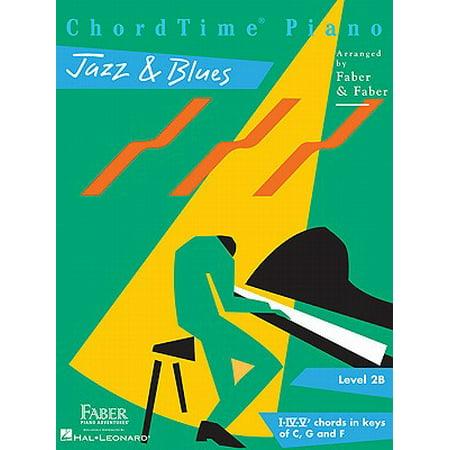 Chordtime Piano Jazz & Blues : Level - Jazz Romantic Piano