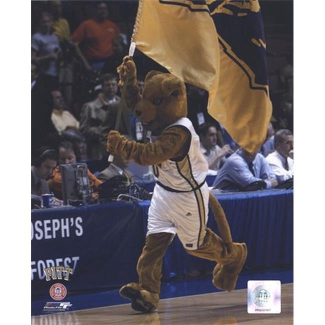 Photofile PFSAAJI07601 Universit- de Pittsburgh - Panthers Mascot 2004 Photo Sports - 8 x 10 - image 1 de 1