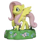 Toys My Little Pony Friendship is Magic: Fluttershy Vinyl Bank Figure, A Diamond Select Toys Release By Diamond Select