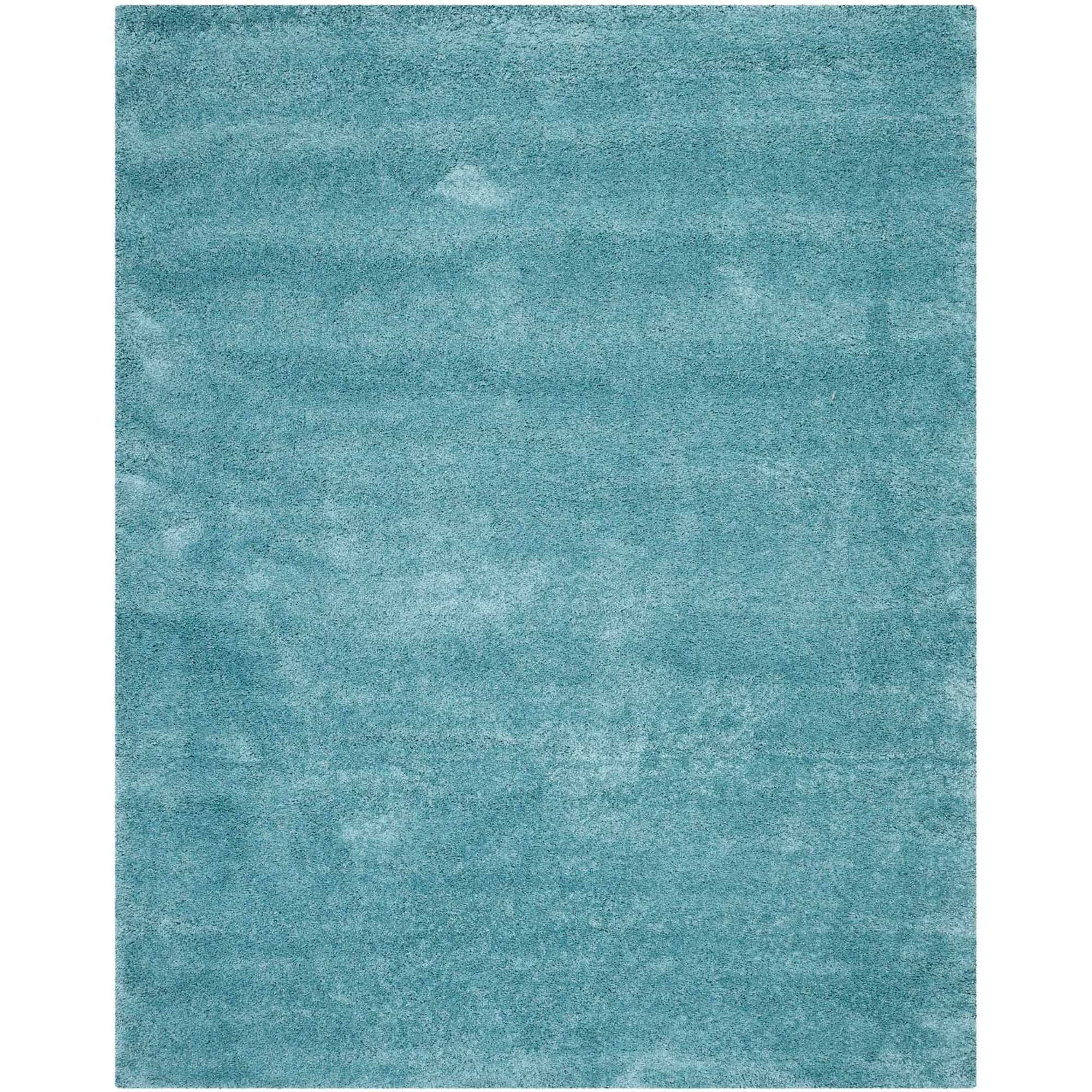 safavieh harlow power loomed milan shag area rug or runner walmartcom - Safavieh Rug