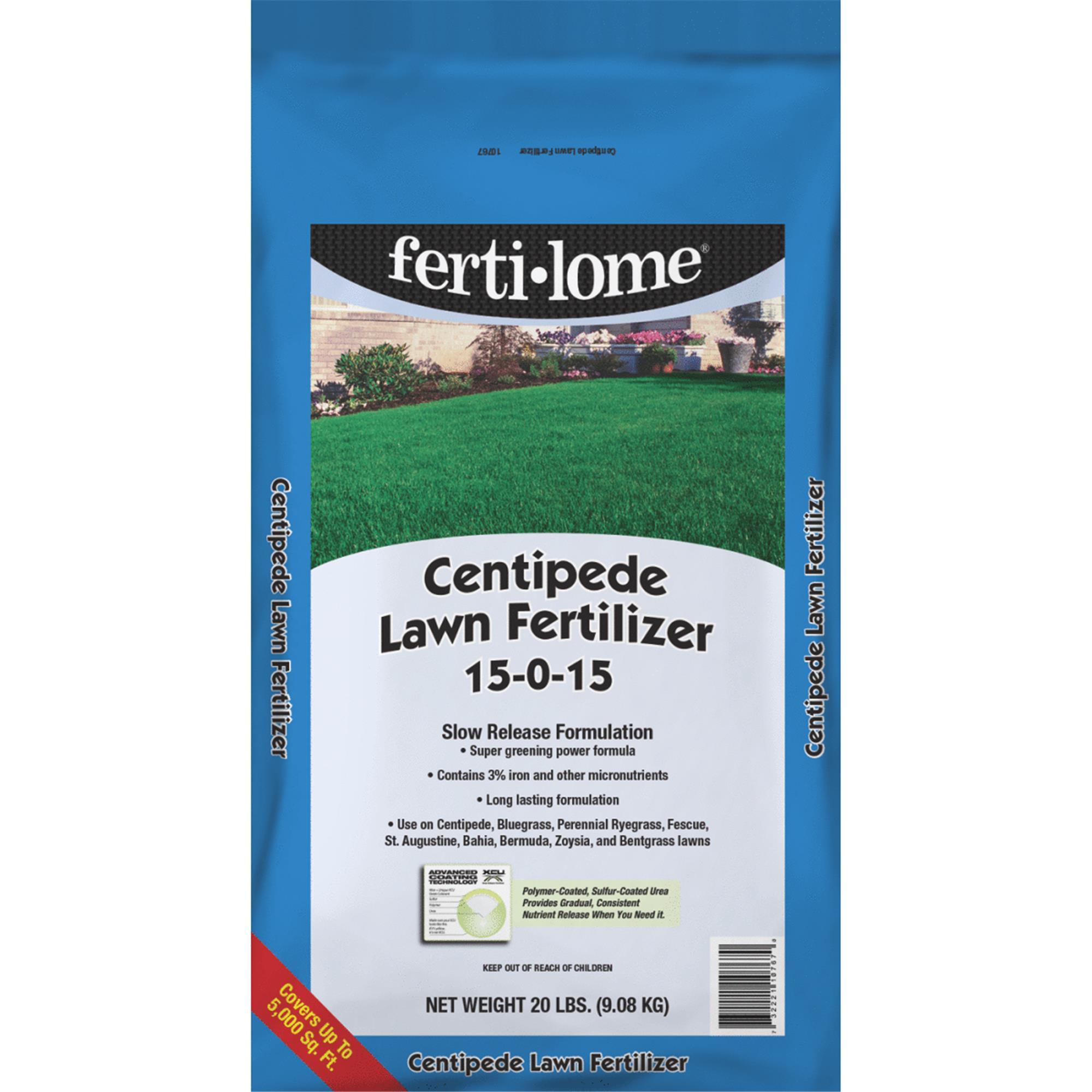 Ferti-lome Centipede Lawn Fertilizer
