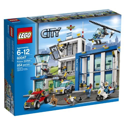 Click here to buy Lego City Police 60047 Police Station.
