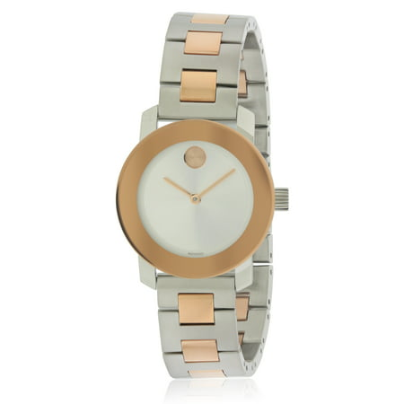 Bold Two Tone Ladies Watch 3600464
